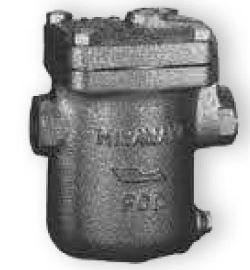 Inverted Bucket Series E steam trap